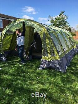 Vango Inspire 800 XXL Tent with porch door