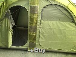 Vango Iris 500 large 5 person family tent inc genuine Vango carpet & footprint