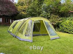 Vango Orava 600XL 6 Person Large Family Tent with Decent Porch area Lovely Tent