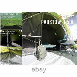 Vango Padstow II 500 5 Person Family Tent