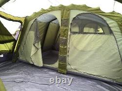 Vango Serenity 600xl Airbeam Tent Elite Collection. Very Large Family Tent