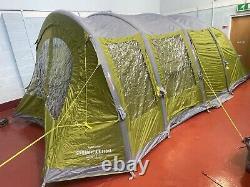 Vango Stargrove Air 600XL 6 Man Large Family Tent (RRP £750) 390