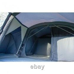 Vango keswick ii 600dlx air tent Deluxe 600 XL Large Family Tent