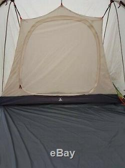 Vaude Badawi II Tent Sand, 4Berth, ventilation system, great family tent! 17Kg