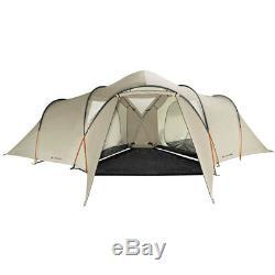Vaude Badawi Long 6P 6-Personen-Gruppenzelt Family Tent Tents Large Tent