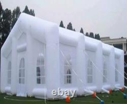 White House Inflatable Tent Sun Protection Tent Small Medium and Large