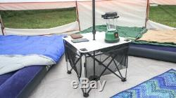 Yurt Camping Tent 8 Person Large Outdoor Backpacking Family Shelter Teepee Tents