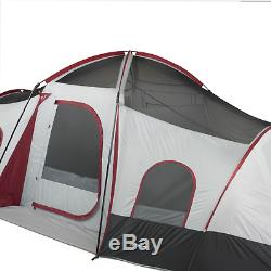 10 Personnes Camping En Plein Air Ozark Trail 3 Tente Family Grand Instant 20 14 9 X