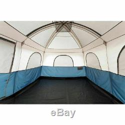 10 Personnes Grand Ozark Trail 14' X 10' Chalet Famille Camping En Plein Air Randonnée Tente