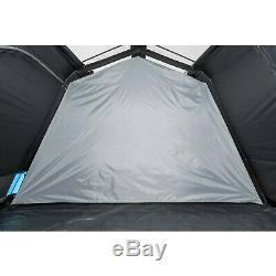14x10 'camping Instant Family Cabin Facile Assembler Grande Tente Scellée 10 Personnes