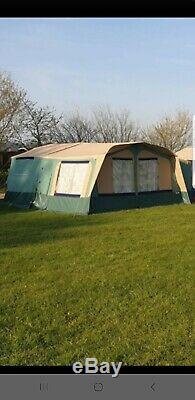 2005 Remorque Trigano Tente Tente Remorque Très Grande En Très Bon État Tout