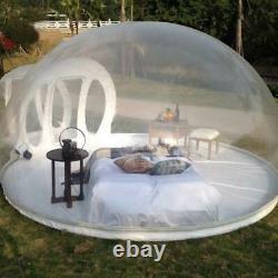 3m Outdoor Énorme Jouets Gonflables Bubble Tente Grande Maison Home Backyard Camping