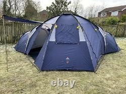 4-6 Man Tent New Extra Large Living Area
