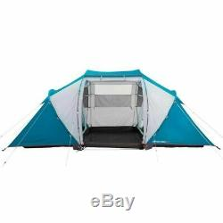 4 Man Quechua Forclaz 4.2 Famille Camping Tente New Boxed