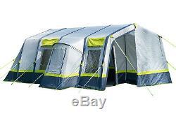 5 Berth D'air Gonflable Tente Famille 6.5m X 3.2m 5 Homme Chambre Intérieure Olpro Accueil