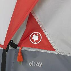 8-9 Personne Instant Dome Tente Outdoor Camping Voyage Shelter Durable Home Lodge