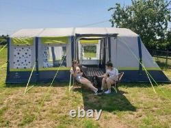 Accueil Olpro 5 Berth D'air Gonflable Famille Tente