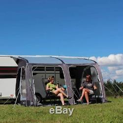 Auvent Gonflable Pour Caravane E-sport Air 325 Outdoor Revolution + Tente Intérieure Gratuite