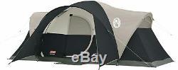 Belle Tente De Camping Coleman 8 Personne Pop Up Weatherproof Durable 16' X 7' X 6