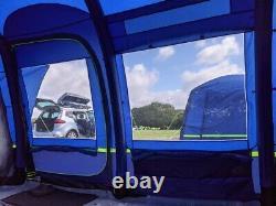 Berghaus Air 8 Tente Familiale Gonflable, Tapis Et Empreinte