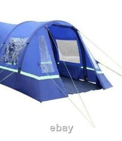 Berghause 6 Tente D'air Avec Porche