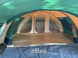 Biscaya 500 Tente Cabanon Canopy Inc L'une Des Meilleures Grandes Tentes Supplémentaires