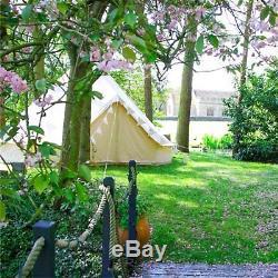 Botanex Luxury Tente De Cloche En Toile De Coton Extra Large 6 Mètres