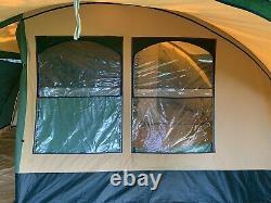 Cabanon Biscaya 500 Tente Inc Verrière De Soleil L'une Des Meilleures Tentes Extra Grandes