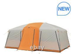 Camp Valley Core 12 Homme Personne Droite Cabine Murale Tente Camping Grande Famille Nouveau