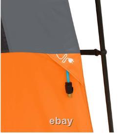 Camp Valley Core 12 Personne Grande Famille Cabine Polyester Orange Tente Nouveau