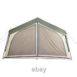 Camping En Plein Air Tente 14 Personne Grande 2 Chambre Family Lodge Écran Porc