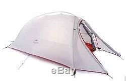 Camping Randonnée Tente Trekking Voyage Aventure 1 Une Seule Personne Léger Scouts