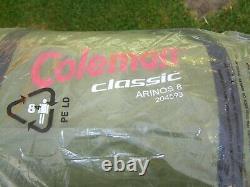Coleman Arinos 8 204593 8 Homme Tunnel Tente