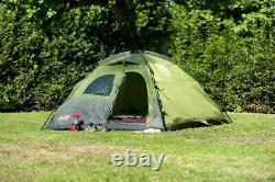 Coleman Instant Dome 5 Person Berth Festival Famille Tente Jardin Pêche