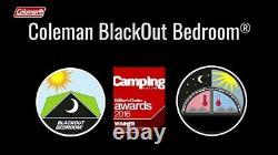 Coleman Mackenzie 4 Homme Tente Blackout Lining