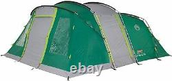 Coleman Oak Canyon 6 Tente Tunnel, 6 Personnes Homme Camping Familial Grande Tente