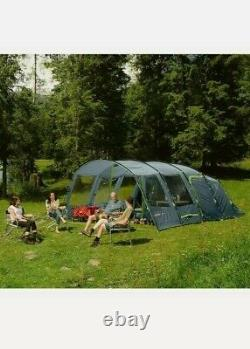 Coleman Vail 6l 6 Berth Tente De Grande Famille