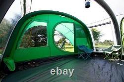 Coleman Valdes Fastpitch Air 6xl Tente Tente Famille Grande Avec Chambres Blackout