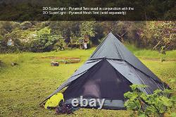 DD Superlight Pyramid Tente Livraison Gratuite Aux États-unis