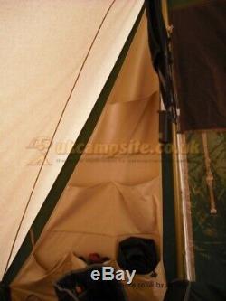 Esvo Bédouine Sur Mesure 340 Avec Panneaux Latéraux, Vario Et Tente Tidies Auvent