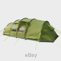 Eurohike Buckingham Elite 8 Tente Verte