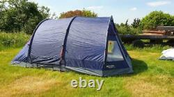 Eurohike Rydal 500 Cinq Homme Couchette Personne Famille Camping Tente Extra Grande Vgc