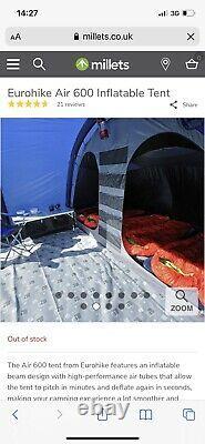 Euroroute Air 600 Tente