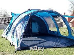 Ex Display Highlander Tente Extra Large Pour Tente Familiale 6 Personnes