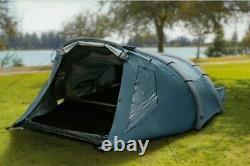 Four Person Family Tent 4 Homme Inflatable Tente Facile Assembler Crivit