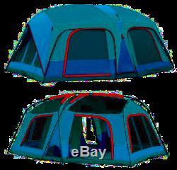 Gigatent Barren Mountain Large Tente De Cabine De Camping Pour 8 À 10 Personnes Livraison Gratuite