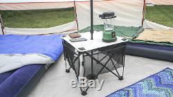 Grand 8 Personne Yourte Camping Family Outing Festival De Musique Tente Easy Set Up