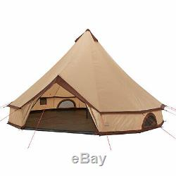 Grand Canyon Indiana 10 Personne Famille Groupe Tente Tente Tipi Wigwam Grande