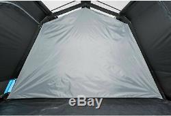 Grande Tente Cabine Instantanée Pour 10 Personnes Dark Repos Blackout Windows Camping En Plein Air