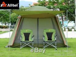 Grande Tente Convertible Pour 5 Personnes Ou Plus